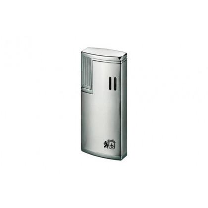 Зажигалка Colibri Coil Satin Silver/Polish Silver \ CB QTR-393002E