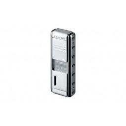 Зажигалка Colibri Futura Satin Silver / Gun metal Lacquer \ CB QTR-426003E
