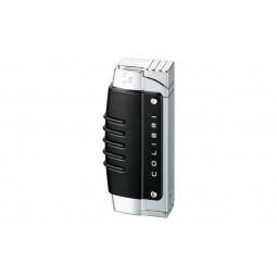 Зажигалка Colibri Crossfire black \ CB QTR-119001-E