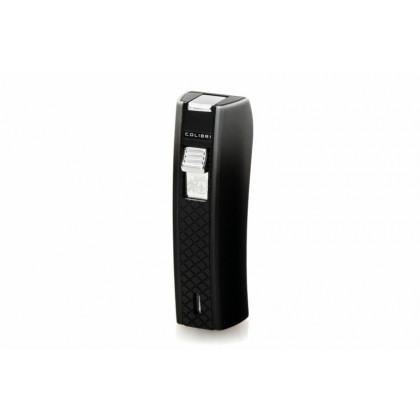 Зажигалка Colibri Diamond Black Grad Grey / Black \ CB QTR-213101E