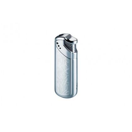 Зажигалка Colibri Mystique Satin Silver Two Tone \ CB LTR-013004E