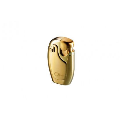 Зажигалка Colibri Ramses Satin gold / polished gold \ CB LTR-043203E