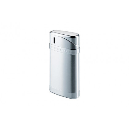 Зажигалка Colibri Essex Satin silver / polished silver \ CB LTR-078002E