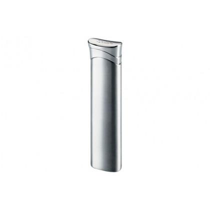 Зажигалка Colibri Chloe Satin Silver / Polish Silver \ CB LTR-049002-E