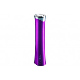 Зажигалка Colibri Bella Purple w/Crystals \ CB LTR-010703E