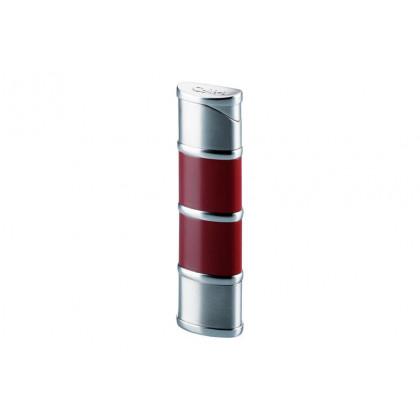 Зажигалка Colibri Ladies Reactor Brick Silver \ CB LTR-085103E