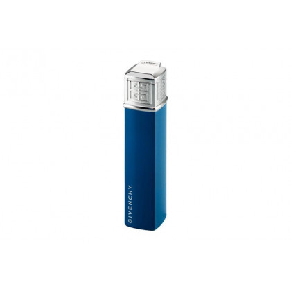 Зажигалка Givenchy DIA-SILVER BLUE LACQUER \ GV 1613