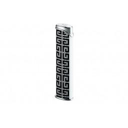Зажигалка Givenchy DIA-SILVER, WHITE LACQUER \ GV 3608