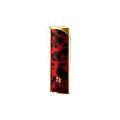 Зажигалка Givenchy RED-MARBLE LACQUER \ GV 5005