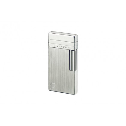 Зажигалка Givenchy Dia silver vertical Hairline \ GV G17-1720