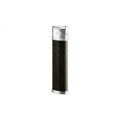 Зажигалка Givenchy Green Leopard \ GV G28-2823