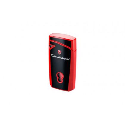 Зажигалка Tonino Lamborghini Magione Black w/Red \ TL TTR008007