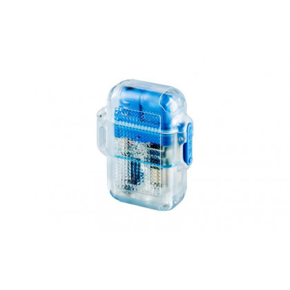 Зажигалка Windmill ZAG Turbo Blue \ WM 362-0005