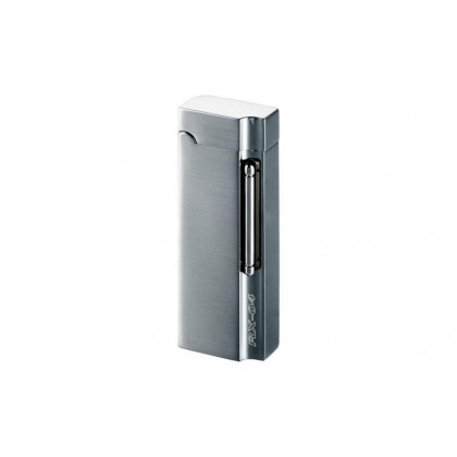 Зажигалка Windmill RX-04 Battery, Soft burner Black Nickel satin \ WM RX04-0002