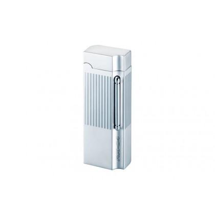 Зажигалка Windmill RX-04 Chrome Pearl Vertical line \ WM RX04-0005