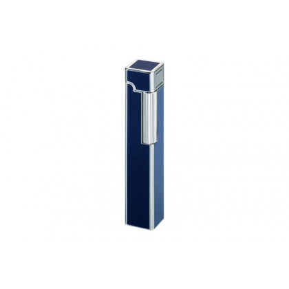 Зажигалка Windmill SQUARE Dia Silver Blue Lacquer \ WM SF38-0007