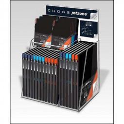 Дисплей CROSS Jot Zone с набором записных книжек для выкладки (26 шт) \ 00-A381