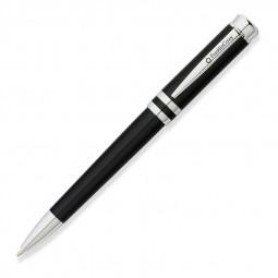 Шариковая ручка FranklinCovey Freemont Black / Chrome \ FC0032-1