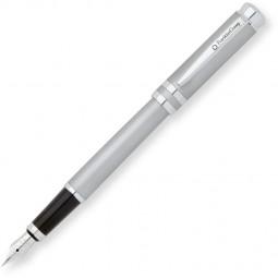 Перьевая ручка FranklinCovey Freemont, хромовая матовая \ FC0036-2MS