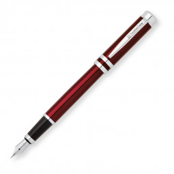 Перьевая ручка FranklinCovey Freemont, красная \ FC0036-3MS