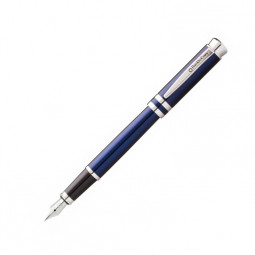 Перьевая ручка FranklinCovey Freemont, синяя \ FC0036-4MS
