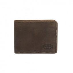 Бумажник Klondike «Billy» в темно-коричневом цвете \ KD1003-01