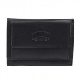 Мини-бумажник Klondike Claim в черном цвете \ KD1108-01