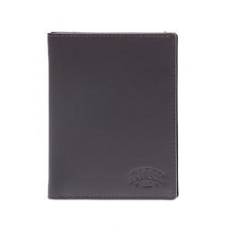 Бумажник KLONDIKE Claim, натуральная кожа в коричневом цвете, 10 х 1 х 12,5 см \ KD1103-03