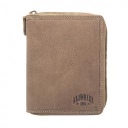 Бумажник Klondike «Dylan» в коричневом цвете \ KD1012-02