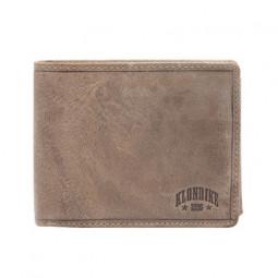 Бумажник Klondike «Rob» в коричневом цвете \ KD1011-02
