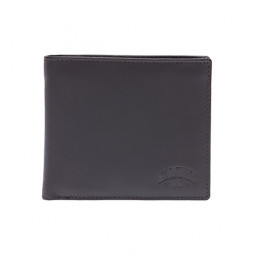 Бумажник KLONDIKE Claim, натуральная кожа в коричневом цвете, 12 х 2 х 10 см \ KD1106-03