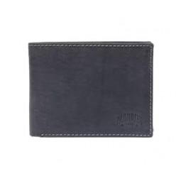 Бумажник KLONDIKE Yukon в черном цвете \ KD1112-01