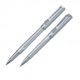 Набор Pierre Cardin PEN&PEN: ручка шариковая + роллер \ PC0827BP/RP