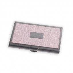 Визитница Pierre Cardin, розовая \ PC1139pink