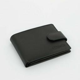 Портмоне S.Quire, черное \ 4700-BK Soft