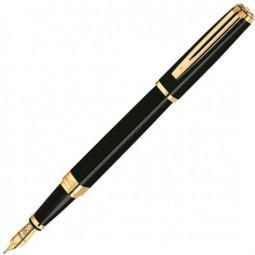 Перьевая ручка Exception Slim Black GT. Перо - золото 18К \ S0636930
