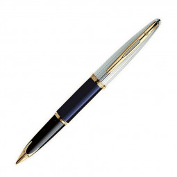 Перьевая ручка Waterman Carene Blue DeLuxe \ S0700050