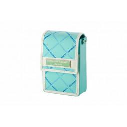 Портсигар Katharine Hamnett KHC4 Blue Canvas \ KH KHC4-4003