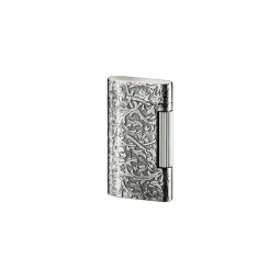 Зажигалка газовая Sarome SD8 Antique Silver Arabesque \ SR SD8-24