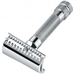 Станок Т-образный для бритья серебристый MERKUR \ 9037001