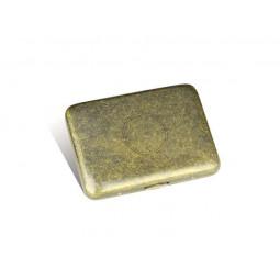 Портсигар золотистый S.QUIRE \ CS320-013GT