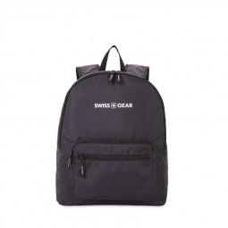 Рюкзак складной черный SWISSGEAR \ 5675202422