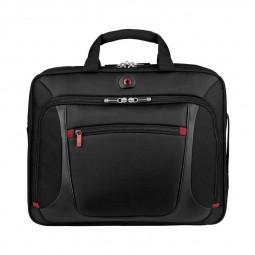 Портфель для ноутбука черный Sensor WENGER \ 600643
