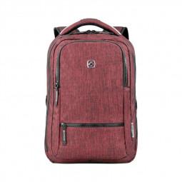 Рюкзак для ноутбука бордовый Rotor WENGER \ 605024