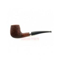 Курительная трубка Barontini Pavia коричневый бласт, без фильтра, форма 2 \ Pavia-02
