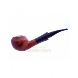 Курительная трубка Barontini Aida Naturale 9 mm, форма 1 \ Aida-A1