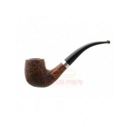 Курительная трубка Barontini Pavia коричневый бласт, без фильтра, форма 1 \ Pavia-01