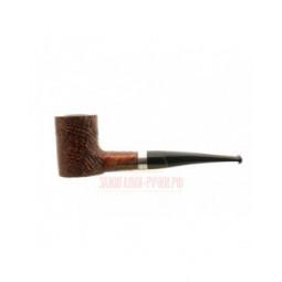 Курительная трубка Barontini Pavia коричневый бласт, без фильтра, форма 7 \ Pavia-07