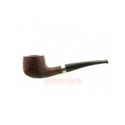 Курительная трубка Barontini Pavia коричневый бласт, без фильтра, форма 9 \ Pavia-09