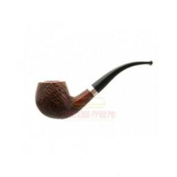 Курительная трубка Barontini Pavia коричневый бласт, без фильтра, форма 3 \ Pavia-03